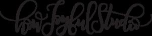 logo howjoyful studio