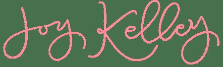 joy kelley signature